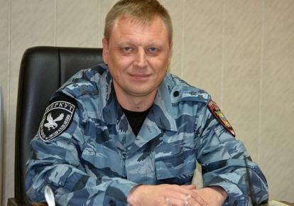 """Командир луганського """"Беркута"""" Валерій Костенко"""