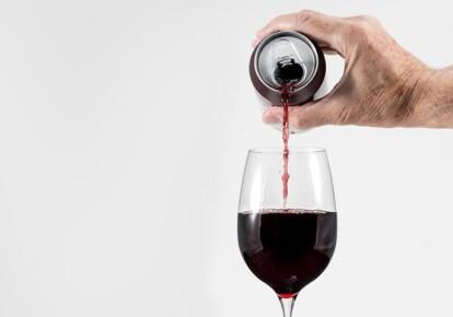 Вино в банках