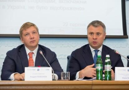 Андрей Коболев и Юрий Витренко