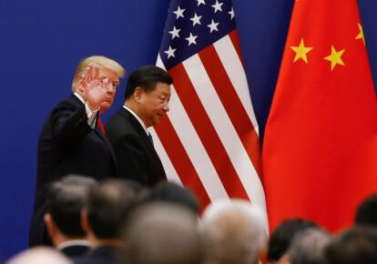 Президент США Дональд Трамп і президент Китаю Сі Цзіньпін /Getty Images