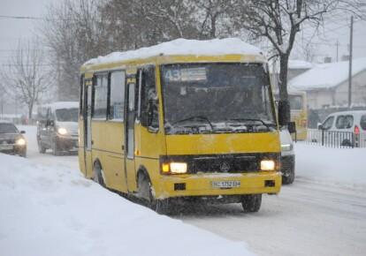 Маршрутний автобус