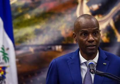 Президента Гаити убили в его резиденции/@clockoutwars