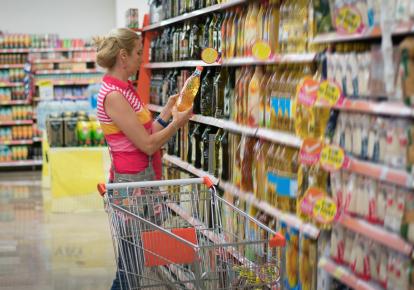 В Україні дорожчають продукти харчування