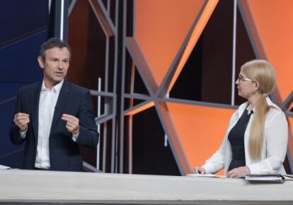 Святослав Вакарчук заявил, что не смог ответить на вопрос о цене на газ, поскольку он был задан с целью манипуляции