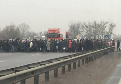 Мітинг на Полтавщині