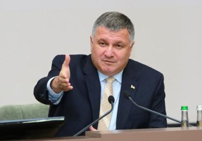 Арсен Аваков заявил, что когда-нибудь у его ведомства будет новый руководитель - причем не мужчина, а женщина