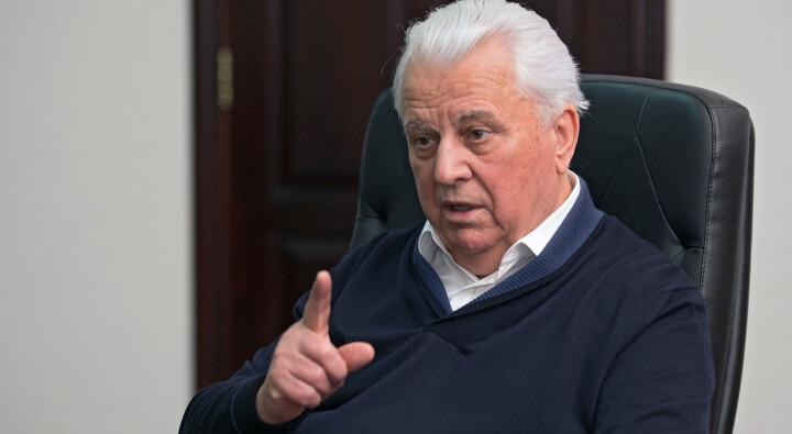 Кравчук поддержал Зеленского в конфликте вокруг Конституционного суда —  DSnews.ua