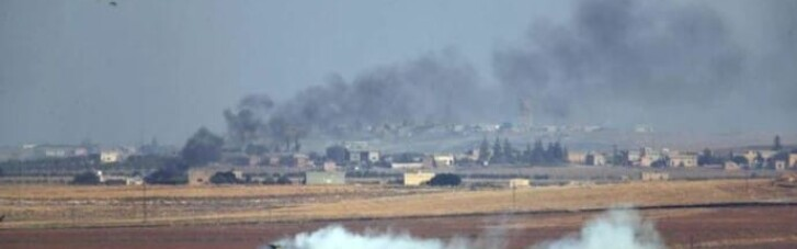 Туреччина відновила авіаудари по курдах у Сирії, — правозахисники