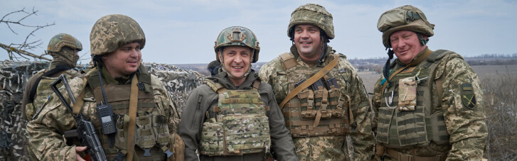 Стратегія Зеленського, Ільф і Петров. Куди залетіла військова думка Офісу президента