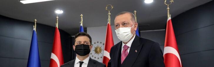Імітація союзництва. Чим обернеться стамбульський вояж Зеленського