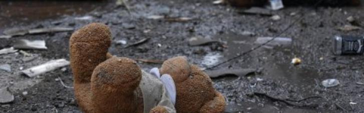 В Україні встановили День пам'яті дітей, загиблих унаслідок російської агресії