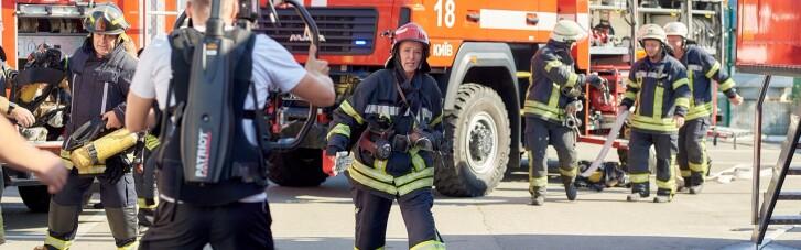 """Стала відома дата прем'єри першого серіалу про рятувальників – """"Виклик"""""""