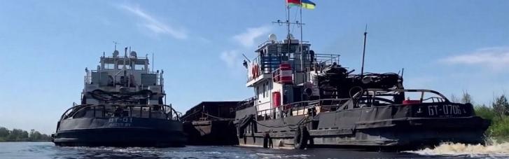 У ДПСУ показали, як охороняють річковий кордон з Білоруссю (ВІДЕО)