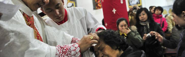 """""""Китайская операция"""" Франциска. Как католиков в Китае будут доставать из катакомб"""