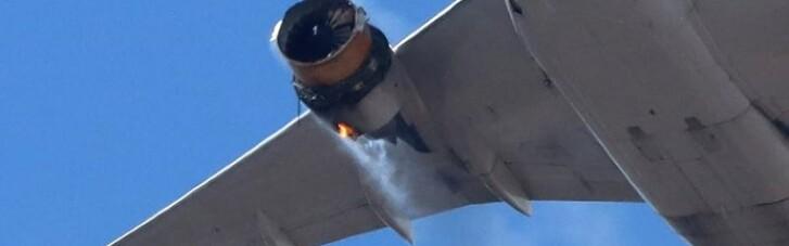 В США на жилой дом упали обломки самолета Boeing (ФОТО, ВИДЕО)