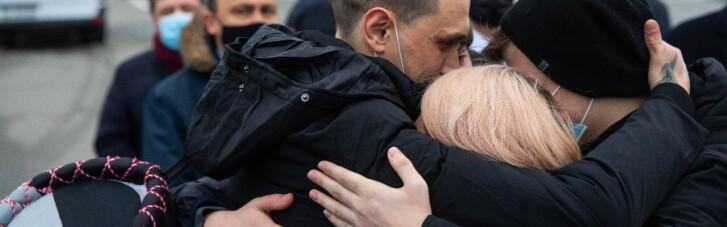 В Україну повернулися моряки, які відсиділи п'ять років в лівійській в'язниці