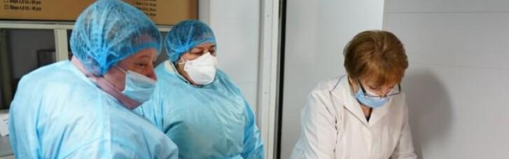 На Вінниччині стартувала вакцинація від COVID-19
