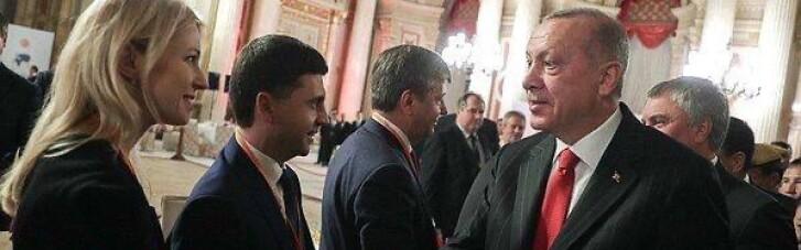 Поклонська вибухнула дивним постом про анексію Криму та зустріч з Ердоганом