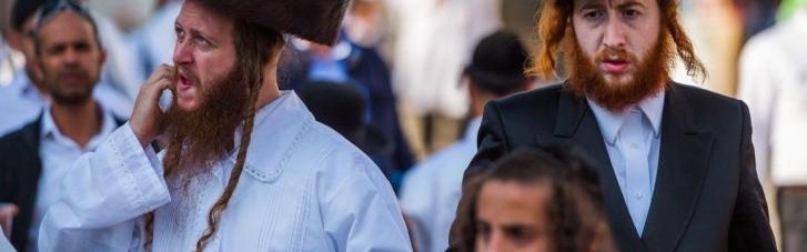 В еврейской общине отрицают массовое заражение коронавирусом хасидов в Умани