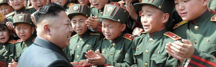 В КНДР люди расплакались из-за похудения Ким Чен Ына