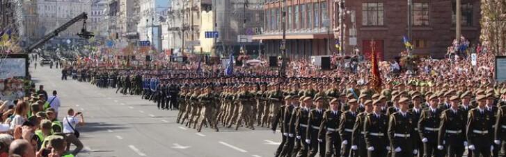Парад на Днепре, авиация над Крещатиком и гости из НАТО: как Минобороны планирует День независимости-2021