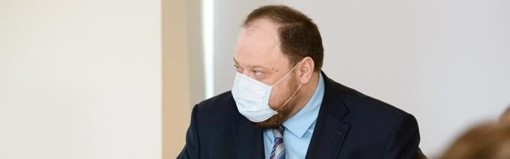 Стефанчук рассказал о планах заменить одного из министров