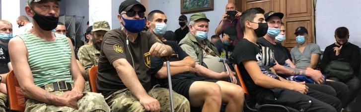 На території біля озера Вирлиця в Києві буде благоустрій і сучасний центр реабілітації воїнів АТО (відео, фото)
