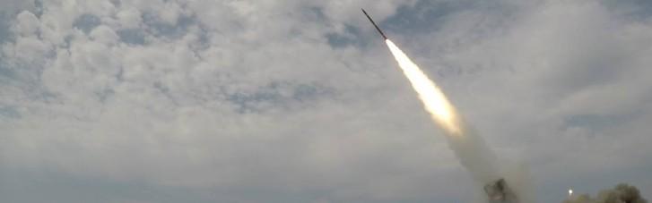 """Позитив недели. Реактивные снаряды """"Тайфун-1"""" успешно отстрелялись на максимальное расстояние"""