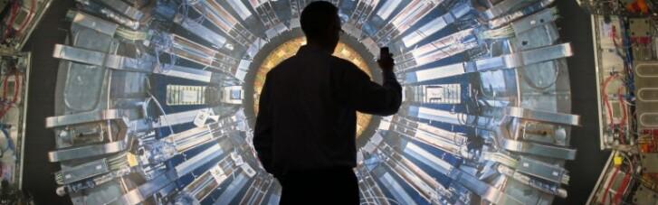 """Опасны ли """"черные дыры"""", которые сгенерирует большой адронный коллайдер"""