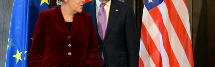 """Меркель предложит Байдену """"превратить"""" Украину в экспортера водорода, — СМИ"""
