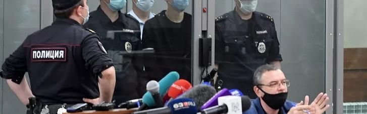 Стрельба в казанской школе: обвиняемого отправили за решетку
