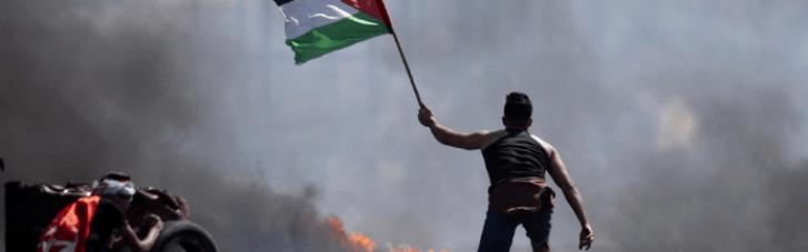 Нові сутички між палестинцями та ізраїльськими військами: 11 загиблих, сотні поранених