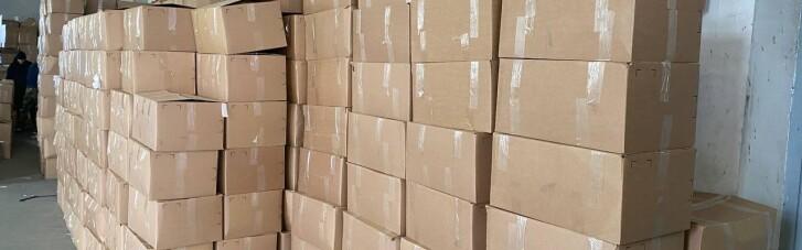 На границе с Польшей перехватили партию контрабандной одежды на 25 млн грн (ФОТО)