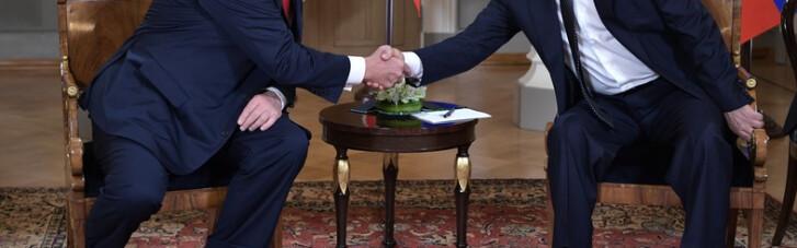 Трамп и Путин в Хельсинки. Кто кого и куда использовал