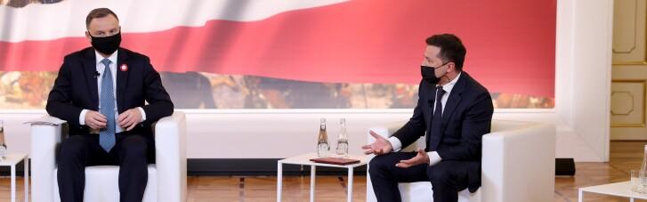 Україні потрібен чіткий сигнал щодо перспективи членства у ЄС та НАТО, — Зеленський