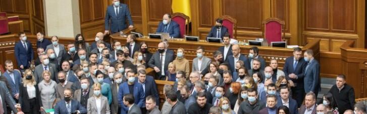 Специалисты подсчитали, сколько женщин в украинской политике