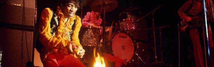 50 лет без Хендрикса. Как Джимми сжег гитару на жертвенном огне и покорил мир