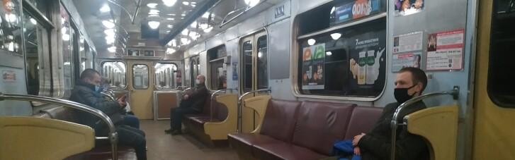 Поліція не пускає в метро Києва лікарів: не встигли отримати перепустки на вихідних (ВІДЕО)