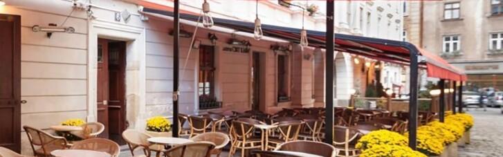 """В """"красном"""" Житомире ослабили карантин для кафе и ресторанов"""