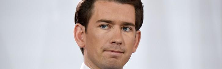 Канцлер Австрии Курц объявил о своей отставке на фоне коррупционных скандалов