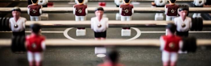Теорія ігор. Як економісти перемогли договірняки у футболі і спровокували страйк в NBA