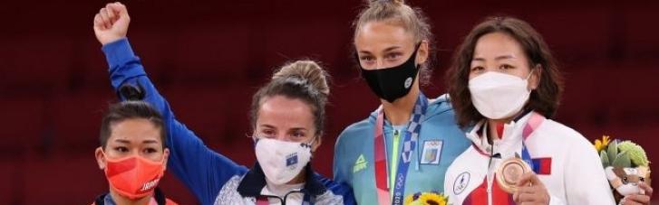 """Зеленський привітав Білодід з """"бронзою"""" Олімпіади-2020"""