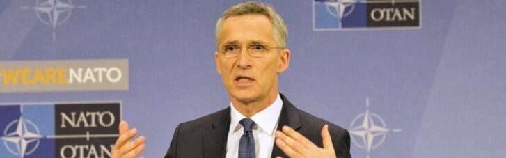 Шмыгаль на следующей неделе проведет встречу с генсеком НАТО в Брюсселе