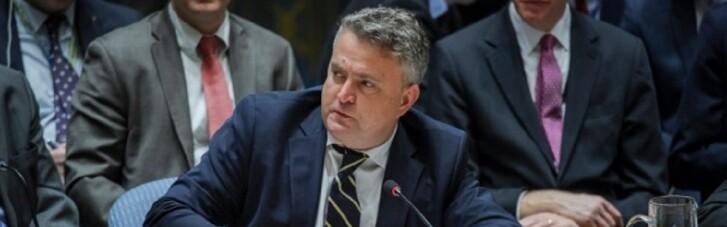 Оккупированный Донбасс: Украина настаивает на необходимости введения миротворцев ООН