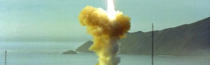 Проверка боеготовности: США испытают межконтинентальную баллистическую ракету