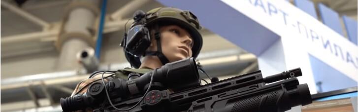 Позитив недели. Разработчики из Одессы показали экипировку украинских солдат будущего