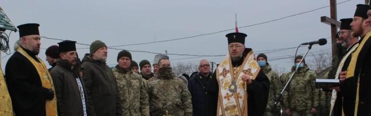 В Мариуполе появится первый храм в честь героев войны с Россией (ФОТО)