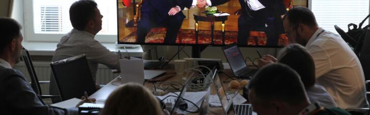 """""""Лови, Мелания!"""". Топ-9 """"перлов"""" с пресс-конференции Трампа и Путина"""