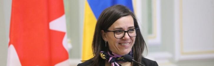 Канадський посол продекламувала вірш Лесі Українки на трьох мовах (ВІДЕО)