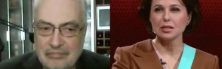 В сети возмущены: Мосейчук выпустила в эфир эксперта РФ с рассказами о разгроме ВСУ